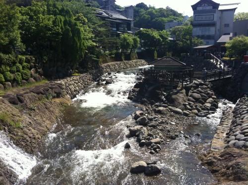 Shimizu Town, Izu Peninsula